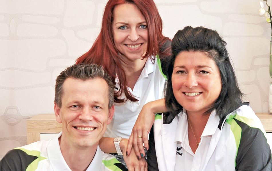 Unser Physio-Team